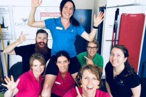 cancer physiotherapist wollongong