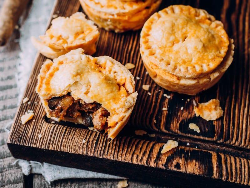 best pie shop shellharbour