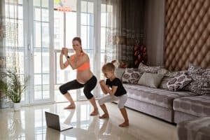 gyms with childcare near me