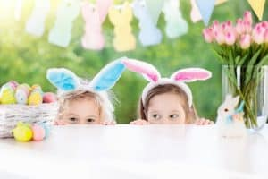 easter holidays with kids in wollongong