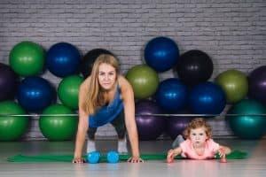child friendly gyms illawarra