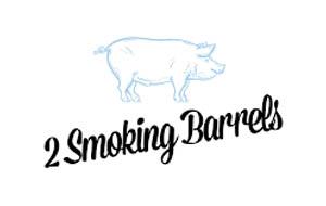 2 Smoking Barrels