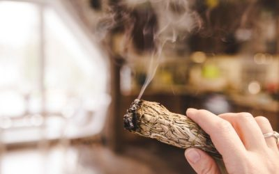 The rise of smudge sticks in the Illawarra
